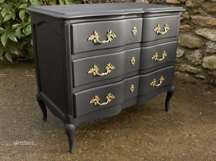 les 38 meilleures images du tableau meuble relook sur pinterest id es de meubles id es pour. Black Bedroom Furniture Sets. Home Design Ideas