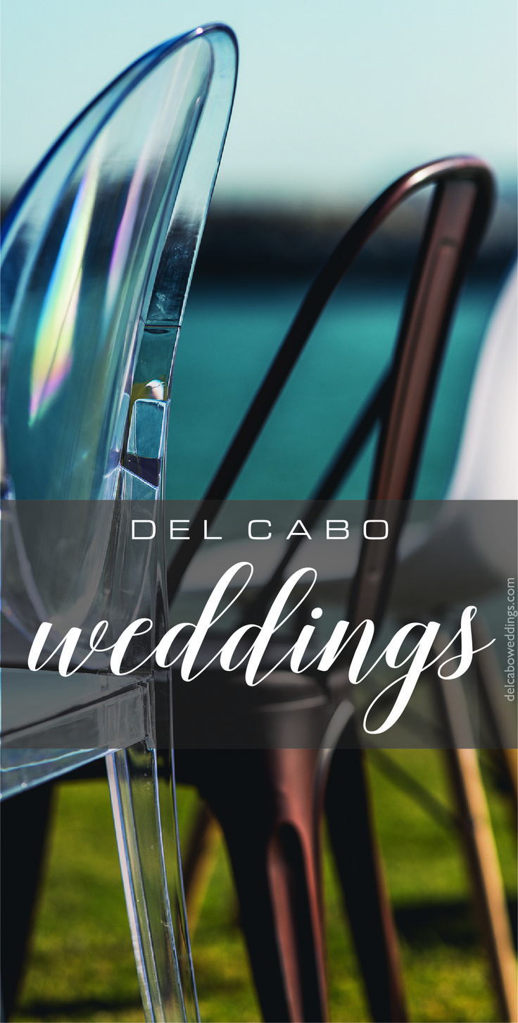 Color and shapes contrasts! Wedding ideas, décor, ceremonies, receptions and more just in Del Cabo Weddings! Have a modern wedding in beautiful Cabo!