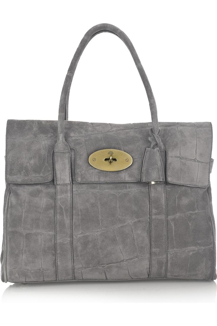 Mulberry | Bayswater suede bag