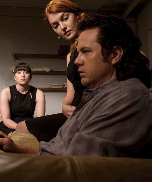 Eugene in The Walking Dead Season 7 Episode 11 | Hostiles and Calamities