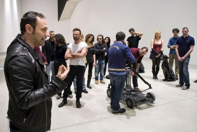 UNA STORIA: Marcello Maloberti | 20.04.2012