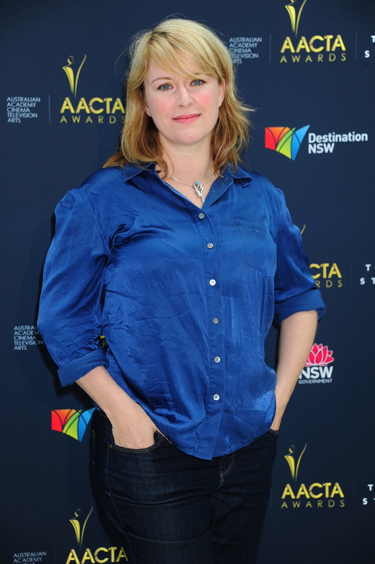 Susan Prior, nominated for Best Guest or Supporting Actress in TV Drama for PUBERTY BLUES.