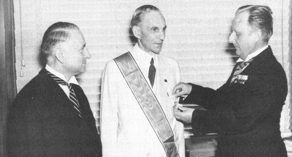 Henry Ford, el norteamericano al que más admiró Adolf Hitler - Cuaderno de Historias