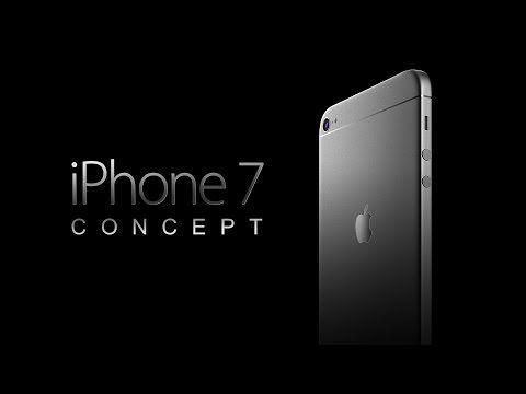 Nuevo concepto de iPhone 7 resistente al agua…