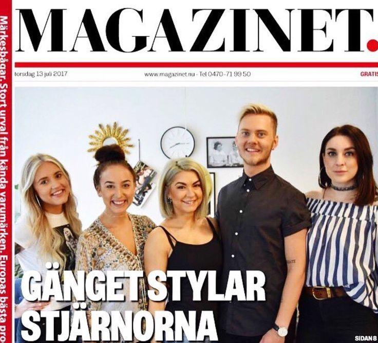 Victoriadagen 2017. LYXVXO stylar artisterna till Kronprinsessans födelsedag