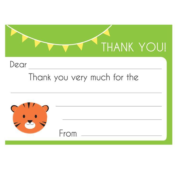 printable kids thank you  tora from matsumoto studio
