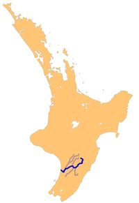 The Manawatu River is a major river of the southern North Island of New Zealand.