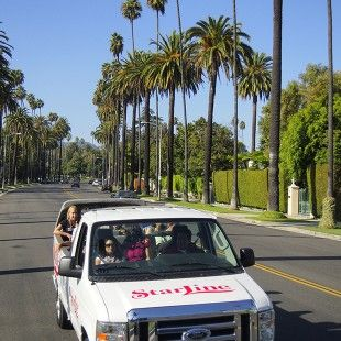 Starline Movie Stars Homes Tour Included Attraction On The Hollywood Explorer