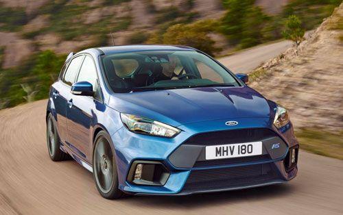 Ford Focus RS: ¡con 350 CV!  Ford ha desvelado la potencia definitiva del nuevo Focus RS, que será de 350 CV. Estos llegan gracias a los retoques que ha recibido la que será una versión única del motor 2.3 EcoBoost de gasolina con el que ya cuenta el Ford Mustang.