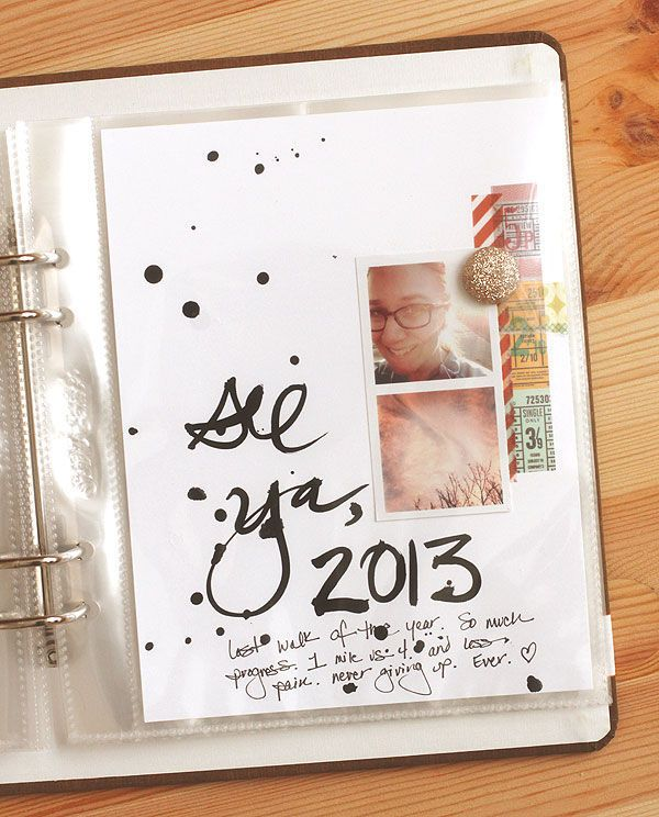 see ya, 2013 by sideoats at @studio_calico