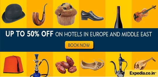Expedia coupon - up to 50% off!