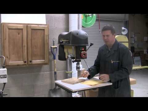 Drill Press Safety video - YouTube