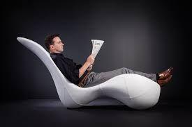 The Bodice Rocker from Splinterworks UK - art in a chair