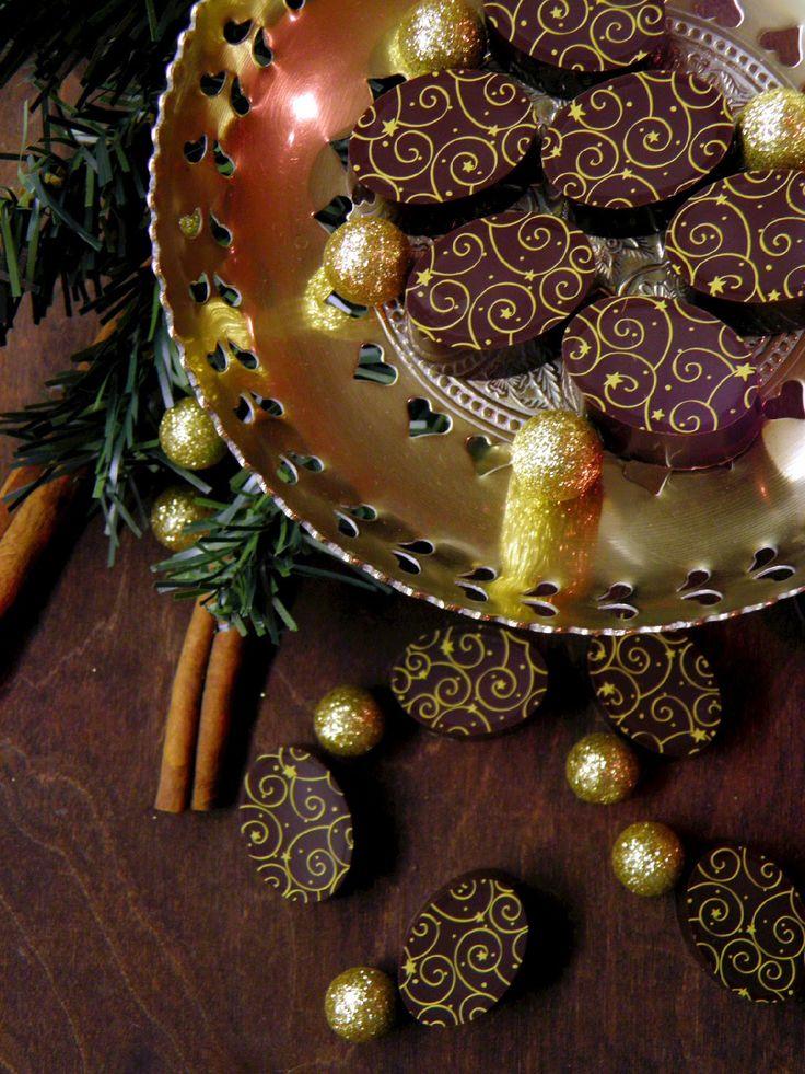 Csokoládé Reformer: Szilvás bonbon mézeskalács fűszerkeverékkel