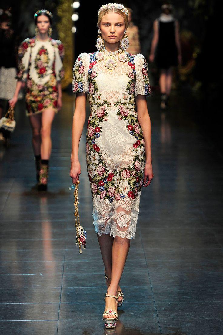 Dolce & Gabbana Fall...