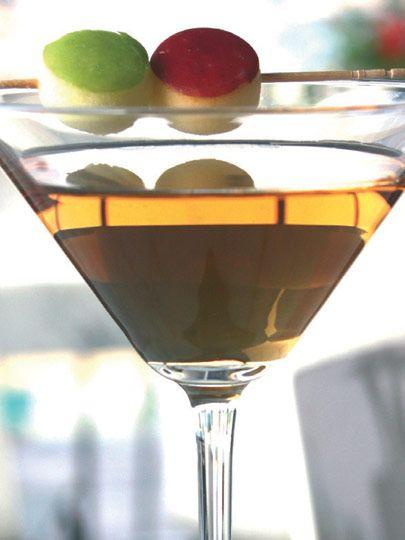 Honey apple martini Tarifi - İçecekler Yemekleri - Yemek Tarifleri