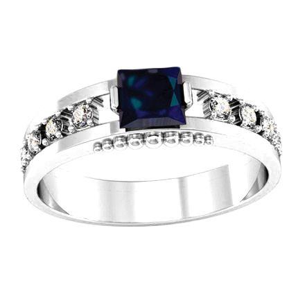 мужские кольца с бриллиантами на заказ
