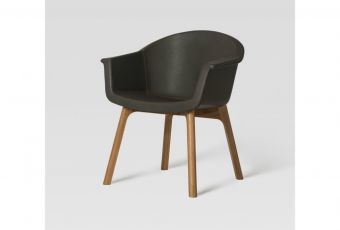 Sean Dix Cockpit Chair code:CH9457dimensions:675x570x800 SH450materials:Leather or Fabric Upholstery Seat; Solid Woodcolours:American White Oak, American Walnut, Seat: Various Colours of Fabric or Leather Availablepackaging:1 pc per carton 690x590x820Description:Sean Dix Cockpit Chair #OBODODESIGN  #FURNITUREDESIGN #OBODO