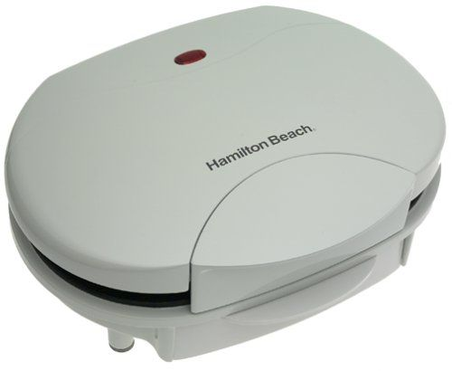 Hamilton Beach 25219 HealthSmart Contact Grill White *** Want additional info? Click on the image.