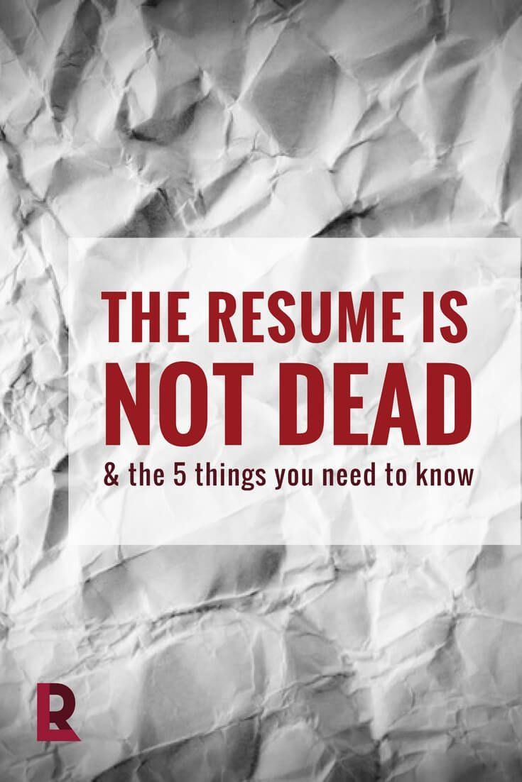Ats Resume Template%0A If you think the resume isn u    t important anymore  think again  These are