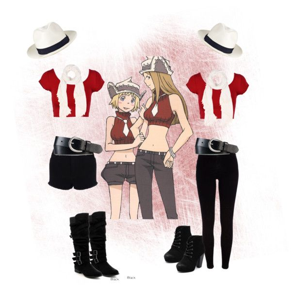 Liz And Patty Thompson Casual Cosplay By Psychometorzi On Polyvore