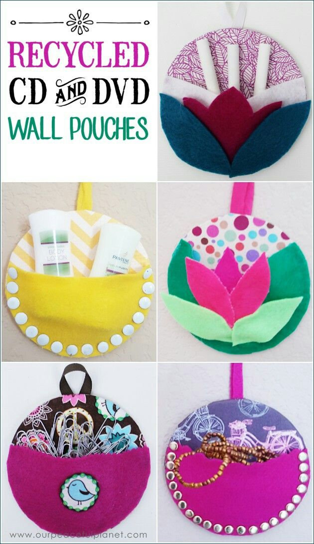 Recycled Crafts For Kids To Make