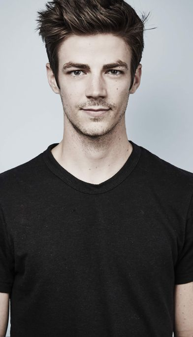 Grant Gustin really talented, young actor! He's gonna go places!