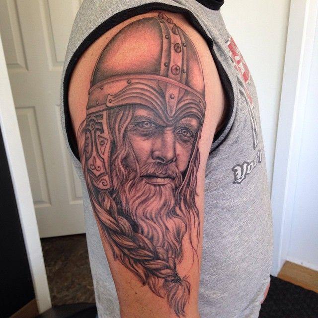 #viking #tattoo #tattoos #ideas #designs #men #formen #menstattooideas