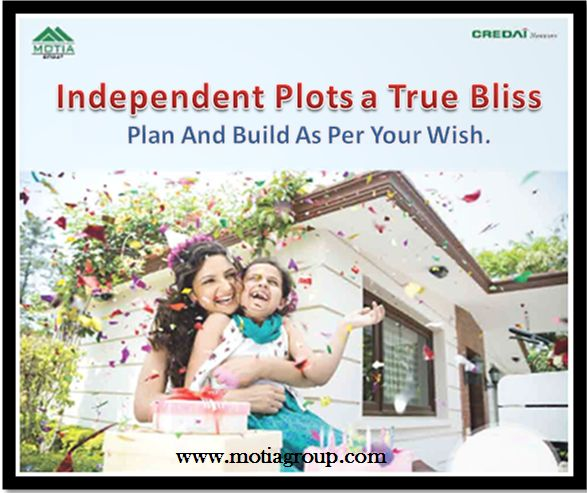 Independent Plots a True Bliss. Plan And Build As Per Your Wish