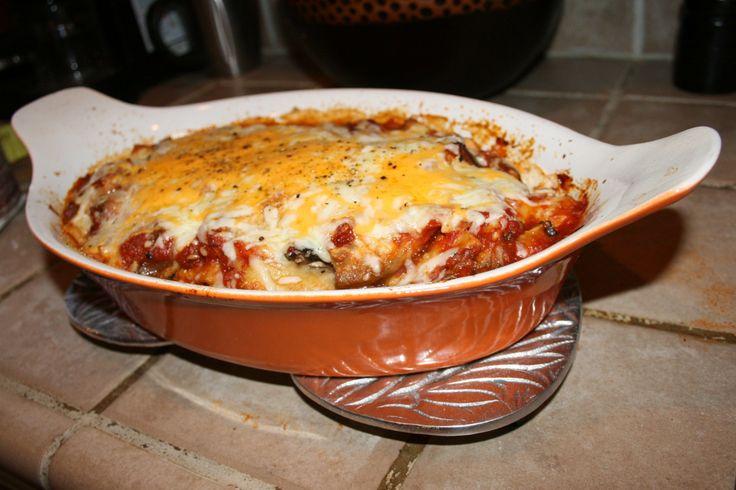 Vegetarian Four Cheese Lasagne recipe – All recipes Australia NZ