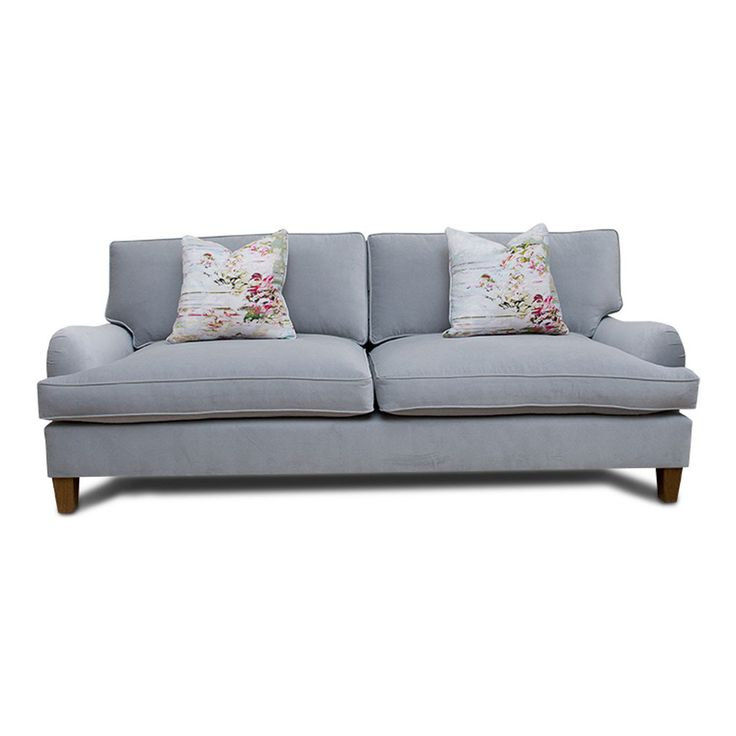 Pick a sofa that is timeless, fabulous and most importantly comfortable. It will be your best friend for years to come.  We think our Hampton's Sofa ticks all the boxes.  #sofa #sofas #livingroom #interiordesign #home