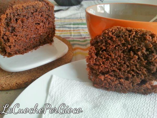 Il plumcake alla zucca e cioccolato è un dolce golosissimo, perfetto per la stagione autunnale! Da preparare per Halloween ai bimbi o per voi come coccola!