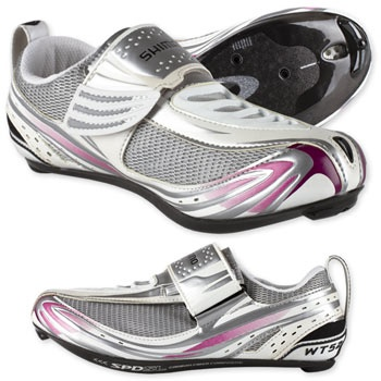 Shimano WT52 Women's Triathlon Shoe