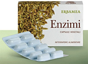 ENZIMI, aiuta la digestione e ferma i gonfiori addominali