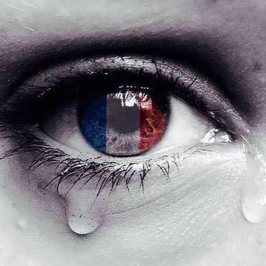 je suis Paris......