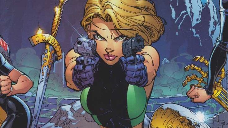 The Film Adaptation of The 90s Comic DANGER GIRL Moves Forward with a Writer