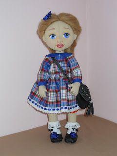 СИФСИРИЯ: Текстильная куколка)