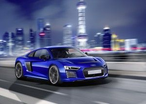 Audi has built an electric, autonomous #R8 that will still have performance you would expect from an R8.  http://rescars.com/audi-continues-to-push-the-limits-with-their-new-r8-e-tron-concept/