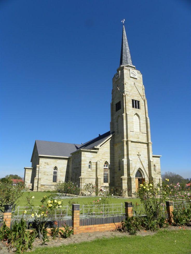 Dutch Reformed Church, Wakkerstroom