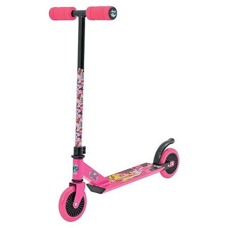 Barbie 2 Wheel  Scooter