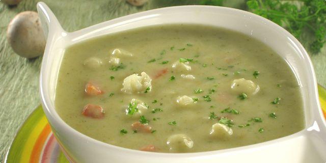 Hustá květáková polévka. Recepty — Podravka | S Podravkou chutná lépe