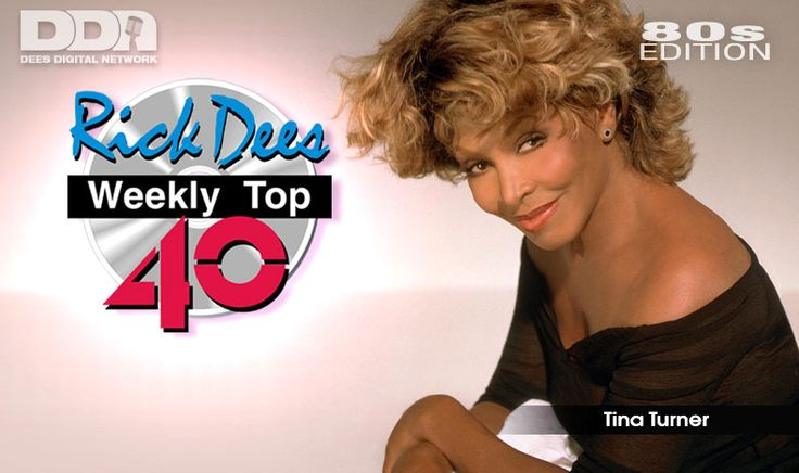 Rick's burning up the charts with hit after hit after hit to make your Labor Day weekend sizzle the weekend of August 30, 1986!