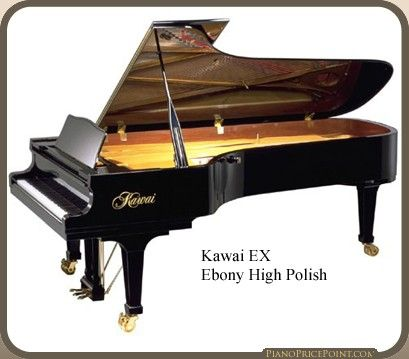 Kawai EX Grand Piano