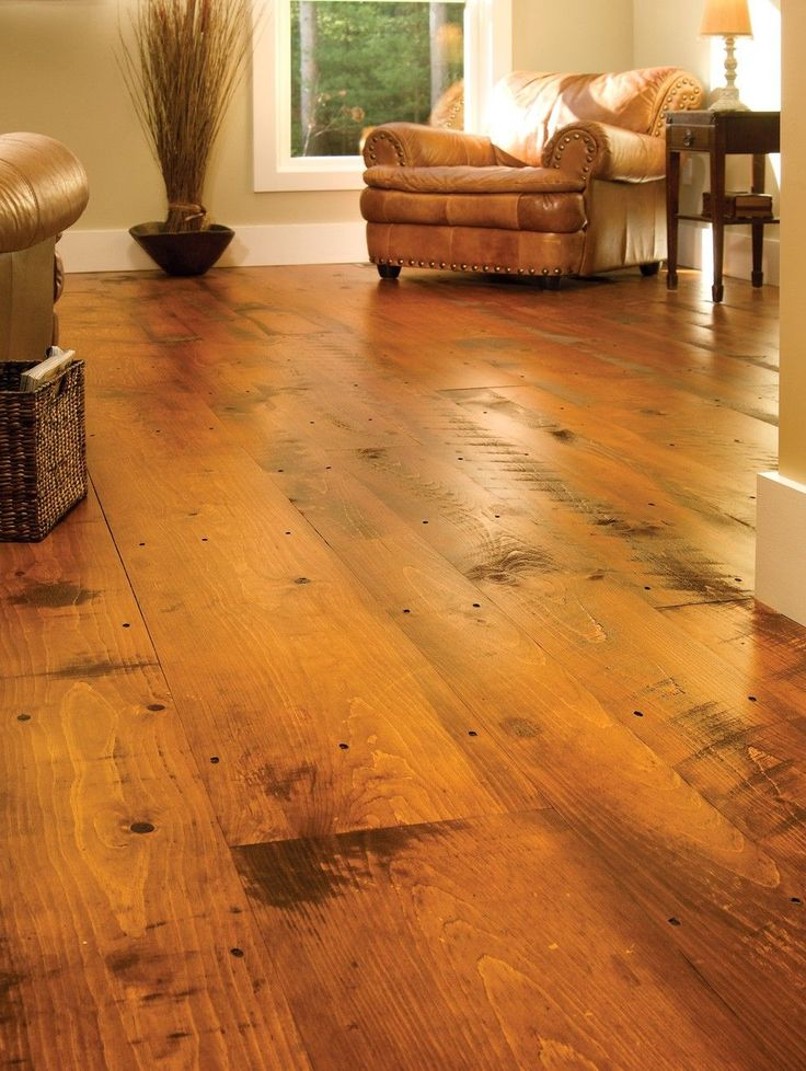 Hit Or Miss Eastern White Pine Wide plank laminate