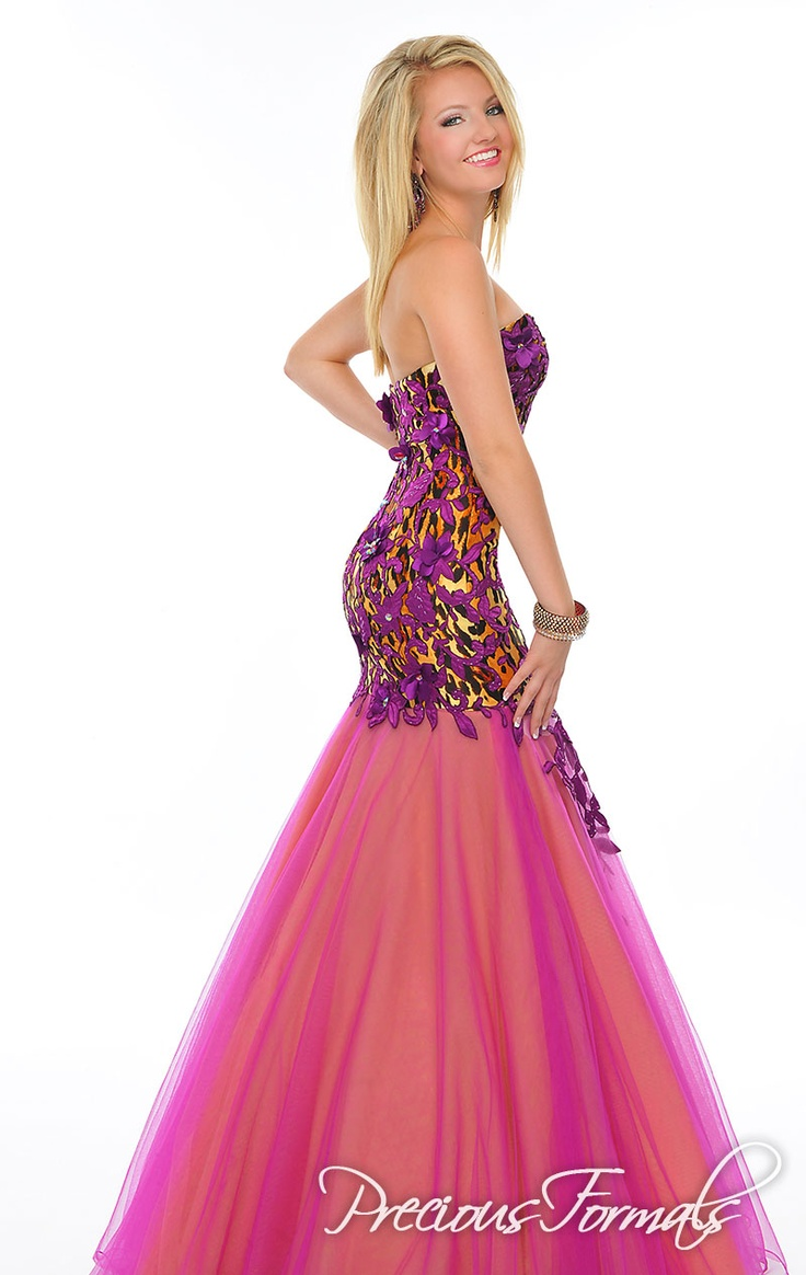 14 best 2013 Divas images on Pinterest | Unique prom dresses, Formal ...