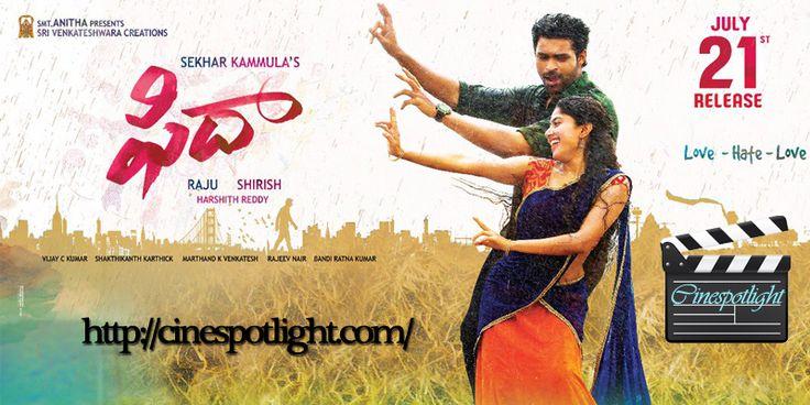 #Fidaa is an #upcoming #Telugu romance movie.  Sai Pallavi-Varun Tej's upcoming Telugu movie Fidaa's #teaser http://cinespotlight.com/upcoming-fidaa-telugu-movie-2017/. For more Telugu #movie #video here http://bit.ly/2p9vLf9