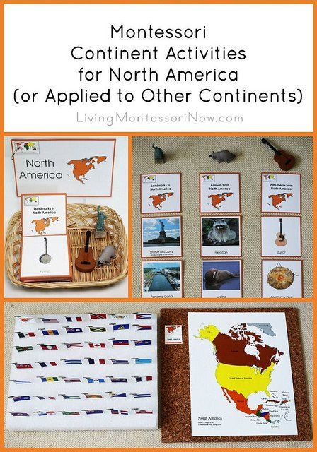 Blog post at LivingMontessoriNow.com : I love activities that bring interest to the study of geography, and I had a lot of fun putting together a post of continent activities usin[..]