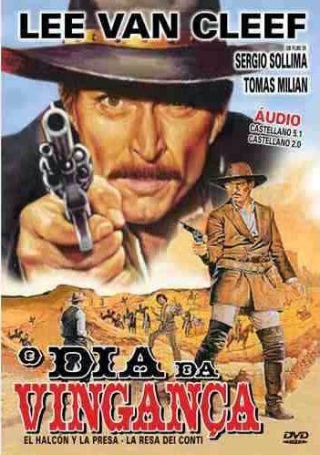 THE BIG GUNDOWN (U.S. title) - Lee Van Cleef - Tomas Milian - Columbia Pictures - Movie Poster.
