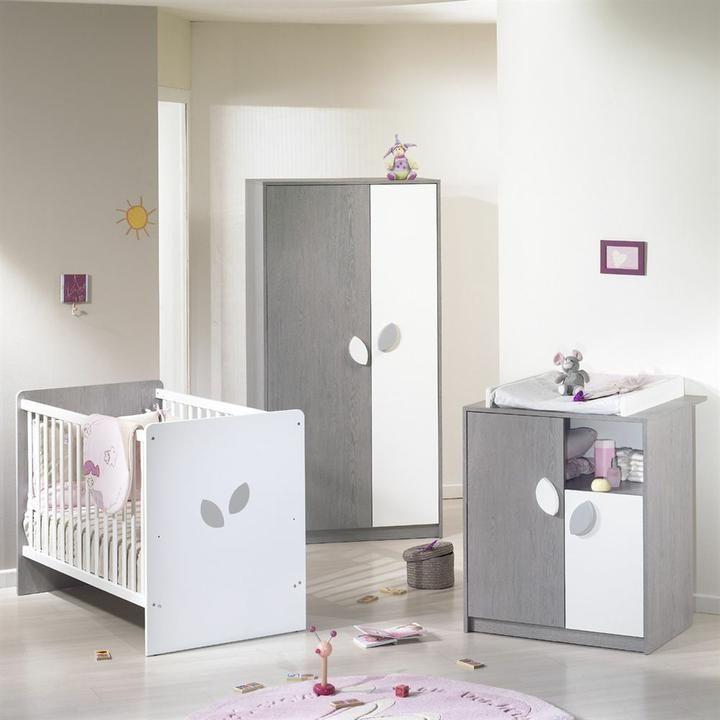 8 best ❀ La chambre de bébé pour les petites filles ❀ images on ...