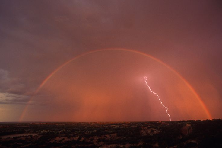 Rainbow Lightning: Gorgeous Photos, Clouds Wallpaper, Amazing Photography, Art Photography, Breathtaking Rainbows, Awesome Photos, Amazing Photographs